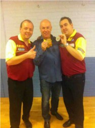 World Cup of Darts Runners Up