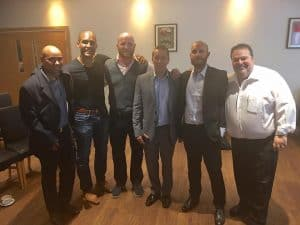 PDC and Sporting Chance